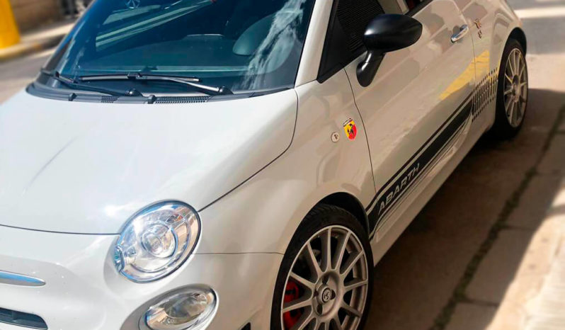 -VENDIDO-Abarth 500 Pista 595 Acabado Competizione 160cv completo